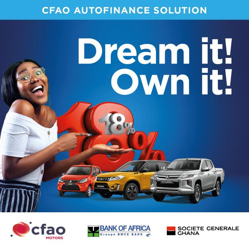 CFAO AUTOFINANCE SOLUTION