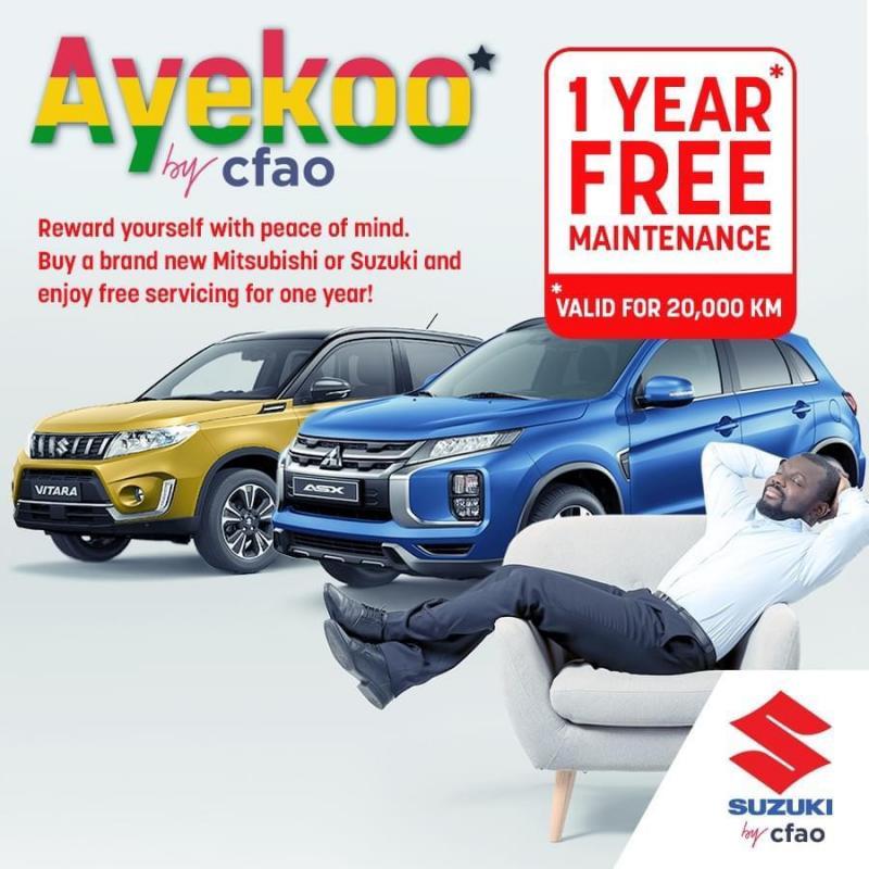 CFAO AYEKOO